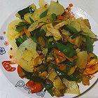 快手版-回锅土豆片