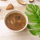 陈皮海带栗子绿豆沙