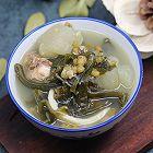 鱼腥草海带绿豆汤