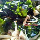 海带菌菇肉丸子汤