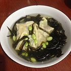 海带百叶包肉瘦身汤