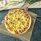 蕃茄玉米披萨