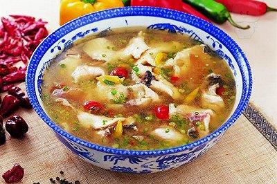 舌尖上的中国一酸菜鱼
