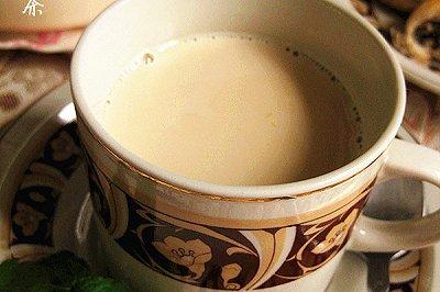 下午茶的好搭档焦糖奶茶