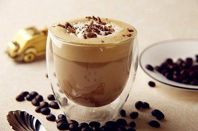 热摩卡咖啡