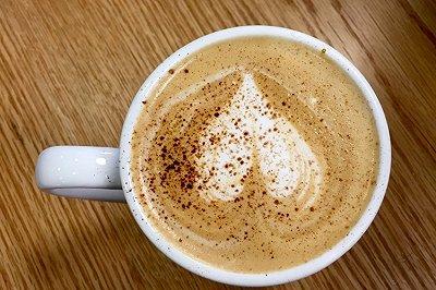 冬季英式下午茶棉花糖热巧克力