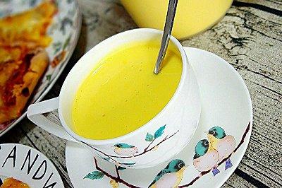 奶香味玉米汁(豆浆机做滴)