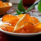 烘烤红薯片