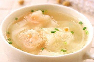 宝宝食谱:虾仁小馄饨