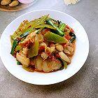 莴笋炒回锅肉