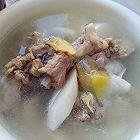 山药排骨汤(超级简单但味道鲜美)