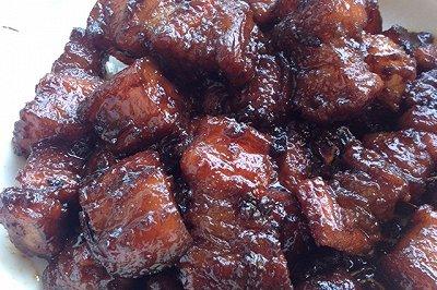 来点胶原蛋白红烧肉