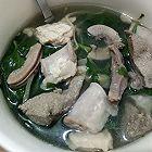 猪杂枸杞汤