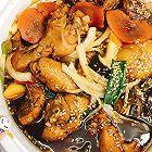 改良韩式安东炖鸡