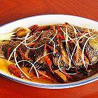 中餐厅张亮拿手菜-红烧鱼