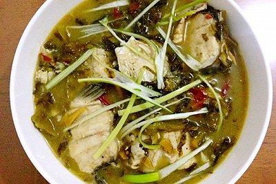 酸菜鱼(川南酸菜鱼料包版)