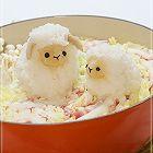 日式白萝卜泥小羊