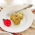 鲜虾花朵煎饼