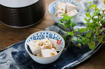 豆浆机杏仁豆腐