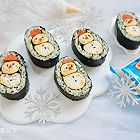 芝士小雪人寿司
