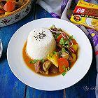 红酒咖喱烩牛腩