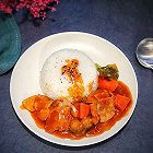 番茄咖喱饭