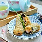 紫菜鲜虾腐皮卷