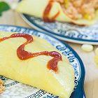 茄酱蛋包饭