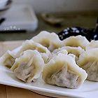 海参虾仁饺子