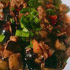 肉末炒茄丁(超级下饭菜)