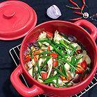 坤博砂锅姜蒜生焗鱼