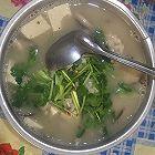 清炖草鱼汤