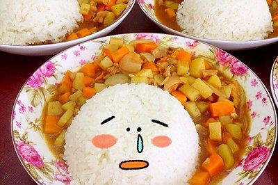 经典咖喱饭