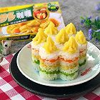 咖喱风味蛋糕饭