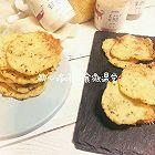 宝宝辅食脆香小米饼