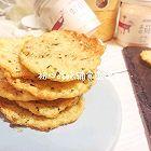 脆香小米饼