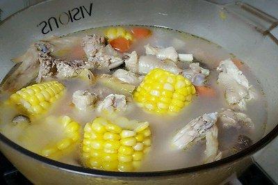 月子餐鸡汤