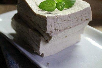 豆浆机版自制豆腐