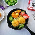 芝心咖喱土豆丸