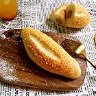 麦香软欧香肠包
