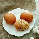 蒸糯米鸡蛋饭