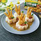 凤爪咖喱饭