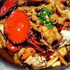 螃蟹鸡爪煲