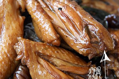 简单好吃快手菜黄焖鸡翅