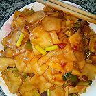 炒面片(新疆炒揪片)