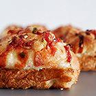香葱培根芝士面包