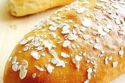 麦香肉松面包