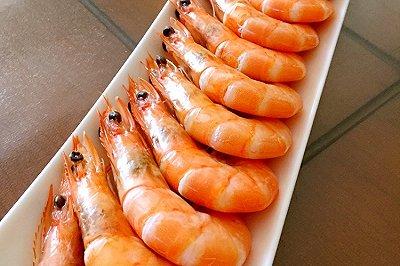 史上最简单的一道菜白灼虾