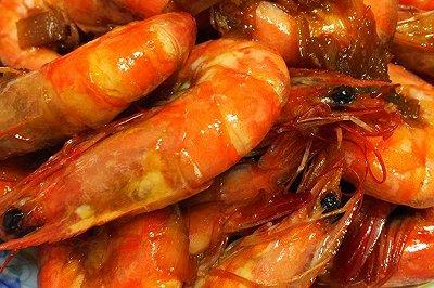 私房菜青虾