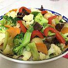 年菜:八喜素菜